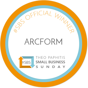Small Business Sunday ARCFORM